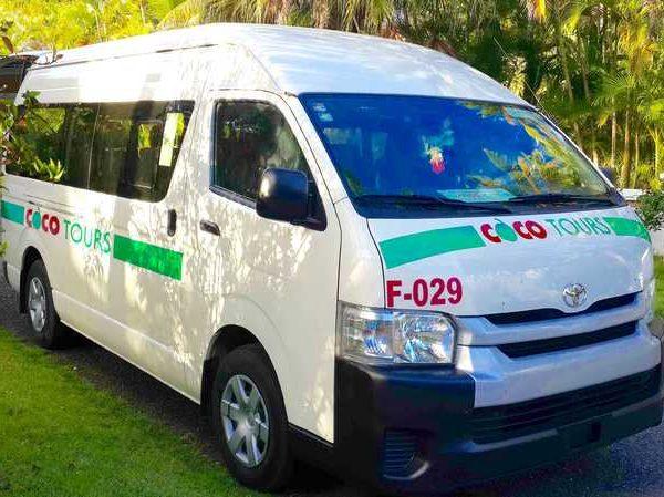 Les moyens de transport à Punta Cana