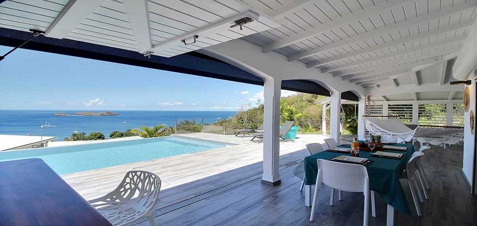 Louer une villa en Guadeloupe, mais dans quelle zone ?