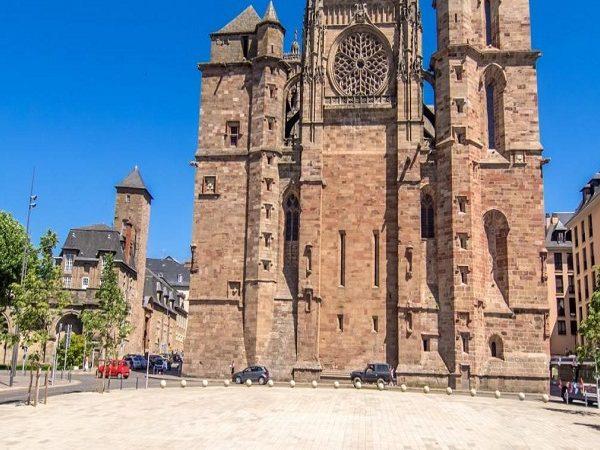 A la découverte de la ville de Rodez