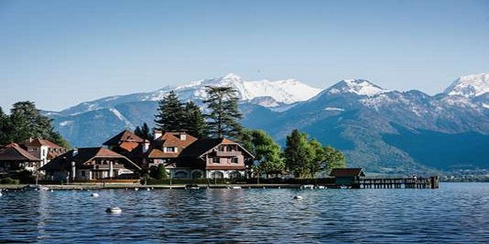 Le Lac d'Annecy : l'une des merveilles alpines